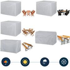 Funda protectora para muebles de jardín mesas sillas de 420D Oxford Antracita