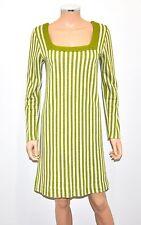 VTG 60'S ALVIN DUSKIN SAN FRANCISCO Striped Knit Mod Dress RARE COLLECTABLE!!!!!