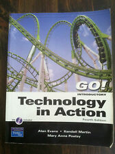 Technology in Action by Alan Evans, Kendall Martin and Mary Anne Poatsy s#3738
