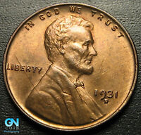 1931 D Lincoln Cent Wheat Penny  --  MAKE US AN OFFER!  #R9556