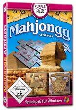 Al mahjong artefactos-PC CD-ROM-nuevo & inmediatamente