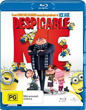Despicable Me - Comedy / Animation - NEW Blu-ray
