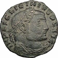 LICINIUS I Constantine the Great enemy Ancient Roman Coin Jupiter Cult  i39455