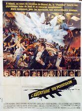 """""""L'AVENTURE DU POSEIDON (THE POSEIDON ADVENTURE)"""" Affiche originale Gene HACKMAN"""