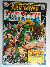 Our Army at War, #160, Sgt Rock, Fine-, 5.5, OWW Pages