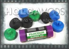 35mm to 120mm film camera adapters