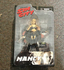 "2014 Diamond Select Sin City Nancy 7"" Color Action Figure"
