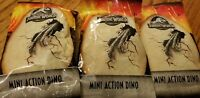 Mattel Jurassic World 2 Fallen Kingdom Blind Bag Mini Dinos Set of 3 Mattel NEW