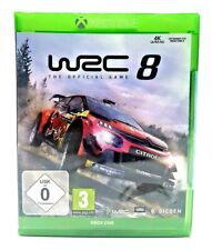 WRC 8 - The Official Game - XBOX ONE I NEU & OVP - sealed