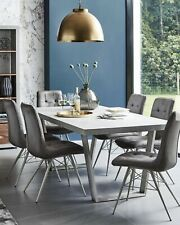 Barker And Stonehouse Halmstad Concrete Dining  Tables.