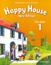 Oxford HAPPY HOUSE New Edition Level 1 Class Book @NEW@