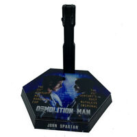 1/6 Scale Action Figure Stand Demolition Man Sergeant John Spartan