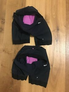 Two Pair of Assos Cycling Shorts with Pads XL. Excellent.