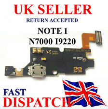 Replacement Samsung Galaxy Note N7000 I9220 USB Charging Dock Port Mic Flex