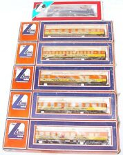 Lima HO 1:87 German DB BR-110 LOCOMOTIVE & APFELPFEIL HOLIDAY TRAIN MIB`85 RARE!