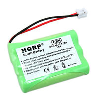 HQRP Battery for GE 5-2523 52523 5-2539 52539 5-2650 52650 5-2683 52683 Phone