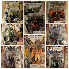Transformers Universe Lot of 8 Tankor Scoop Skywarp Jhiaxus Dreadwing Wingblade