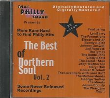 That PHILLY SOUND - CD - The Best Of Northern Soul - Vol. 2 - BRAND NEW