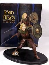 Lord of the Rings Weta Sideshow Eowyn Shield Maiden 490/7500 Polystone Statue
