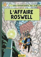 PASTICHE TINTIN. L'Affaire Roswell. Aventure inédite 28 pages couleurs ETAT NEUF