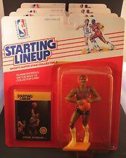 1988-89 Kenner SLU Detroit Pistons Team Set of 4 Vinnie Laimbeer Isiah Dantley