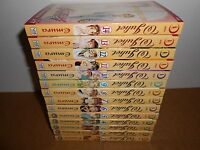 W Juliet Vol. 1-14 Manga Graphic Novel Book Complete Lot English Viz Shojo