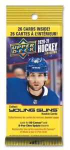2020-21 Upper Deck Hockey Series 2 Jumbo Fat Pack