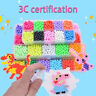 2000pcs of Refill for Aquabeads and Beados Art Crafts 10 Colors Set Kid Toy Play