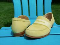 Cole Haan | Women's Loafer / Boat Shoe in Yellow (Size 8)