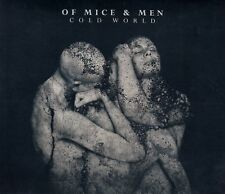 OF MICE & MEN : COLD WORLD / CD - TOP-ZUSTAND