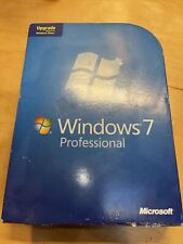 Microsoft Windows 7 Professional 32 & 64 Bit DVD KEY enthalten können aber in Gebrauch