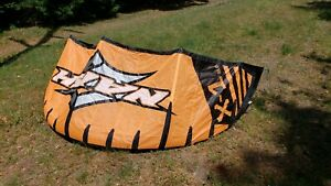 Naish X-1 3m As Is needs strut repair kitesurfing kiteboarding SLE Kite