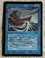 Water Elemental PLD Beta Limited Edition 1993 Original MTG Magic the Gathering