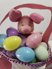 Basket, Easter Egg Hunt, Custom Easter Basket plush