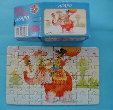 HEYE Puzzle : Jigsaw : Mini : 48 Teile : Elefant Napo : für SammlerInnen :)