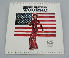 TOOTSIE - LASER DISC - ACADEMY AWARD WINNER 1982 - WIDESCREEN PRESENTATION - PG