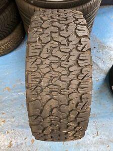 LT 265/65/17 BFGoodrich All-Terrain T/A KO2 Baja Champion M+S 120/117S 9.0 mm