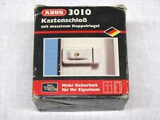 ABUS 3010 B Universal Zusatzschloß Kastenschloß braun