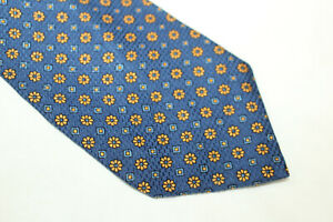 CHRISTIAN LE CRAVATTE Silk tie Made in Italy F14180