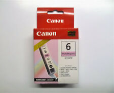 Canon bci-6pm bci6pm bci-6 PM PHOTO foto magenta inutilizzato sigillato nuovo
