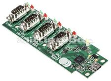FTDI Chip USB to RS485 (Quad) Adapter Board USB-COM485-Plus4