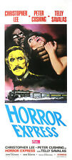 Horror Express 1972 Christopher Lee, Peter Cushing  Horror Film DVD