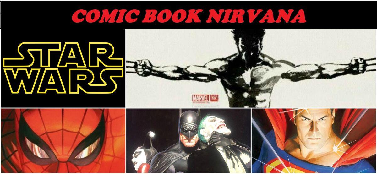 Comic Book Nirvana