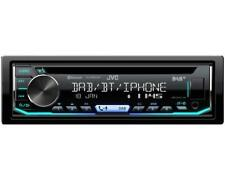 Set:JVC KD-DB902BT DAB+ CD USB Radio+Blende für Chevrolet Kalos (KLAS) 2004-2007