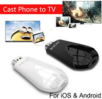 HD Wireless WiFi Display Dongle HDMI Adapter Airplay Miracast iOS Android to TV