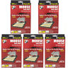 20 PC MOUSE MICE STICKY GLUE TRAPS Rodent Pest Control Tray Board Disposable Lot