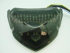 Feu LED + clignotants intégrés SUZUKI GSXR 600 750 2004 2005  FUME