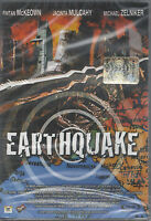 Dvd **EARTHQUAKE** nuovo sigillato 2004