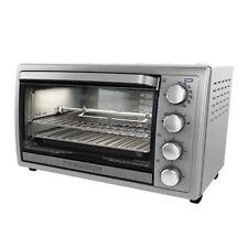 Black & Decker 9 Slice Rotisserie Convection Countertop Oven