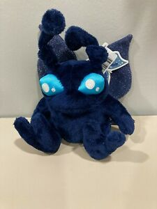 Neopets Faerie Grundo Plushie Dark Blue with tag brand new Rare